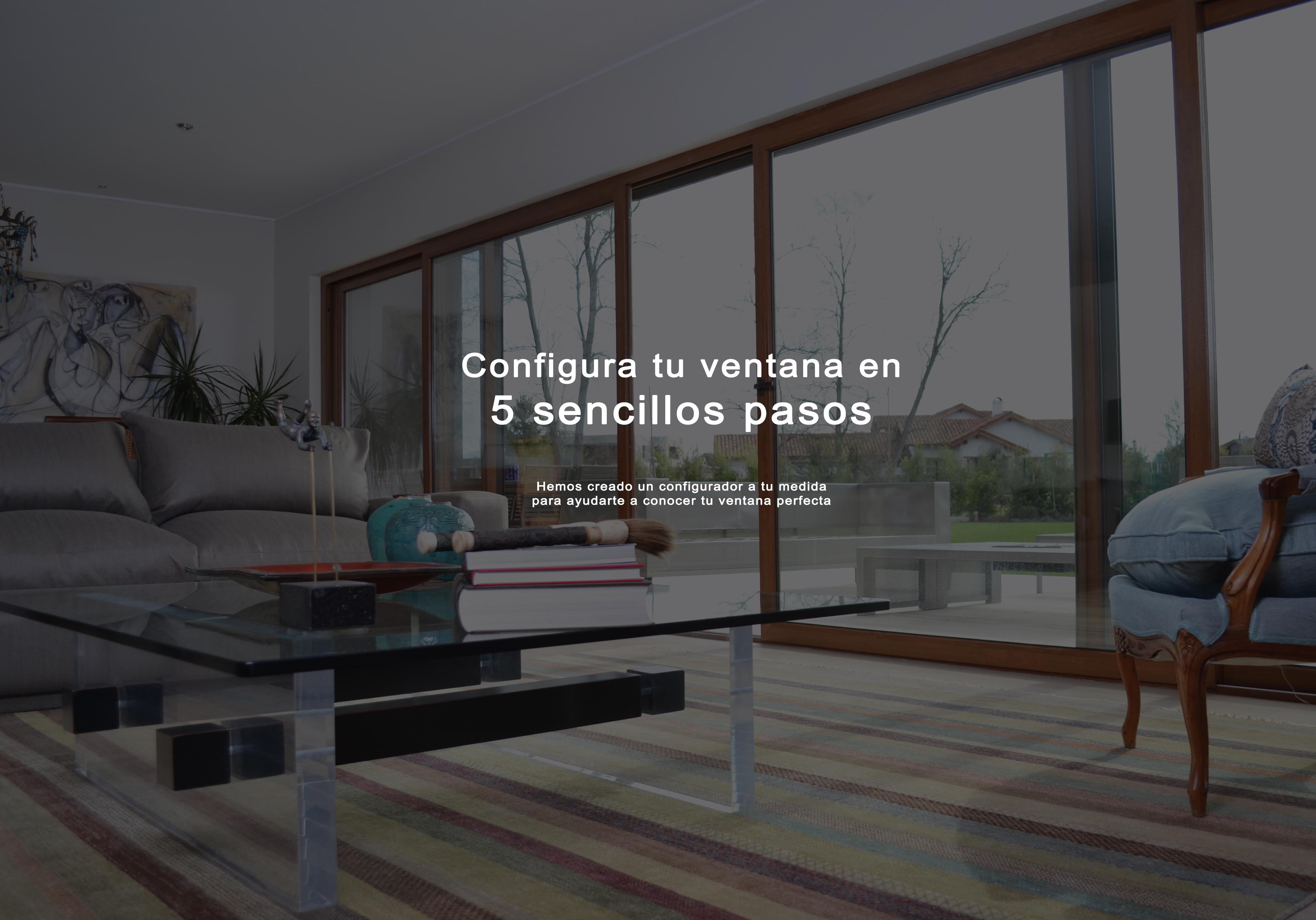Configura tu ventana - Distribuidores kommerling ...